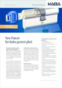 thumbnail of kaba-gemini-plus